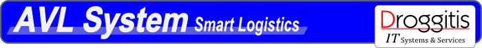 AVL System SmartLogistics Header